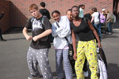 Pajama day