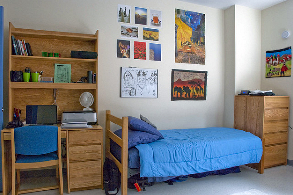 how to make the most out of your dorm room