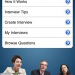 Audio iPhone App for job interviews