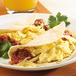 breakfast tacos