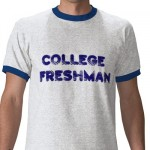 College Freshman T-shirt