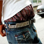 Sagging pants