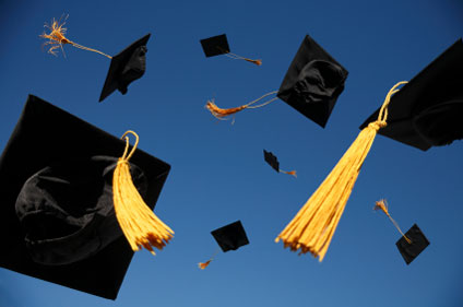Graduated from college, now what?