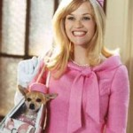 """Elle Woods from """"Legally Blonde"""""""