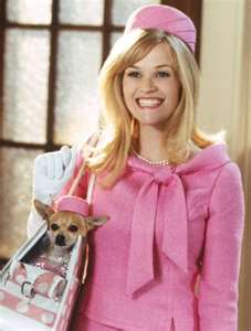 "Elle Woods from ""Legally Blonde"""