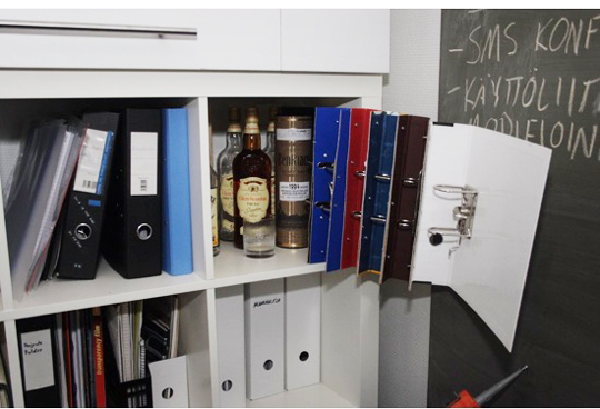 Stashing Away Your Stash How To Hide Alcohol For Every